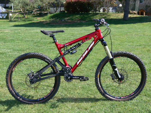 Nicolai kerékpár