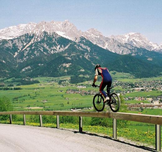 Ausztriai kerékpározás