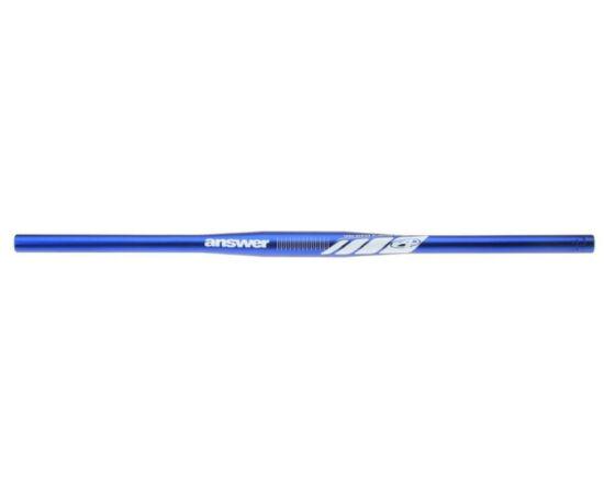 Answer Protaper XC egyenes kormány 31.8x685mm kék-fehér G2
