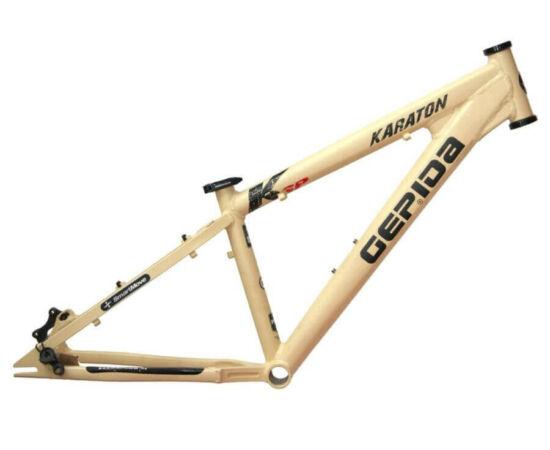 Magellan PolarX Manual 2008 Short kerékpár váz Fehér