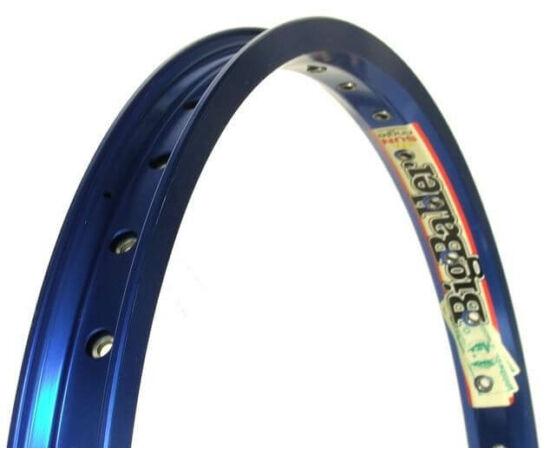Sun Big Baller BMX felni, 20 colos (406 x 32 mm), hegesztett, anodizált kék, 36H