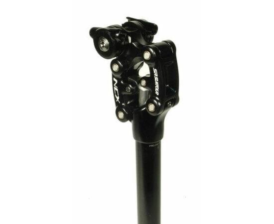 Suntour NCX2 Hard rugós nyeregcső fekete 27,2 x 350 mm