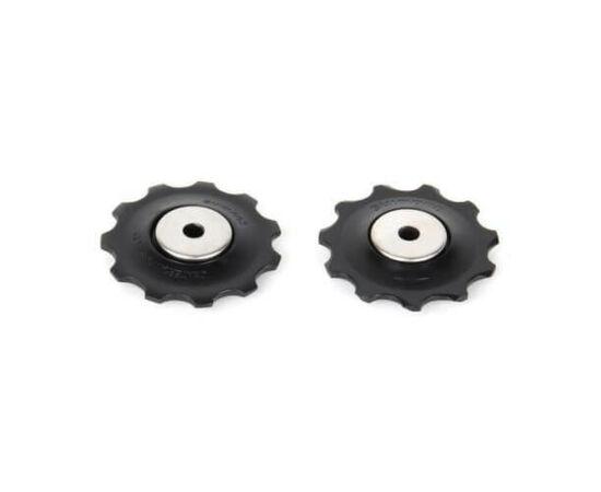 Shimano 105 - Deore váltógörgő szett (alsó és felső), 8-9-10s, 11T, műanyag, fekete