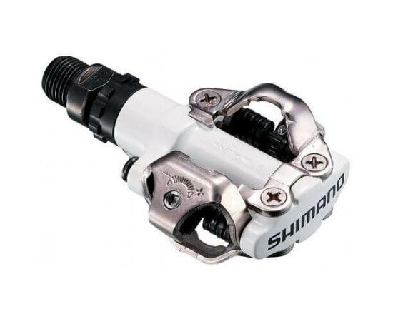 Shimano PD-M520 SPD pedál fehér