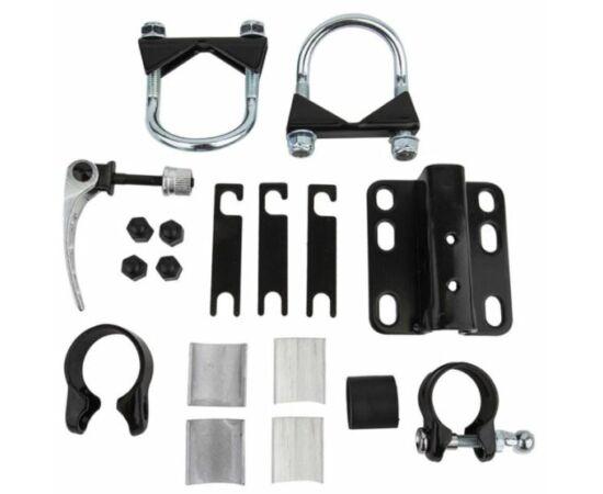 Trail-Gator Ectra Reciver Kit gyerek kerékpár adapter vonórúdhoz