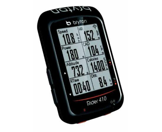 Bryton Rider 410T SET GPS vezeték nélküli kerékpáros komputer színritmus és pedálfordulat mérővel