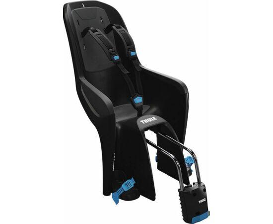 Thule RideAlong Lite adapteres gyerekülés hátra, fekete