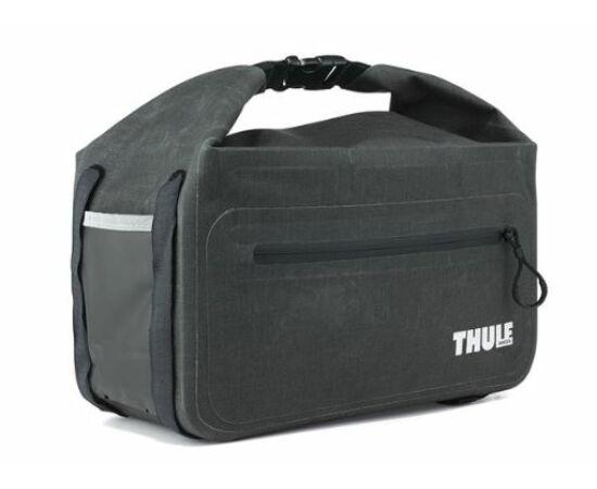 Thule Pack 'n Pedal Trunk Bag egy részes táska csomagtartóra, felülre, 11L, bővíthető, fekete