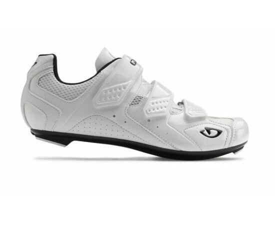 Giro Treble II férfi országúti kerékpáros cipő, fehér, 43-as