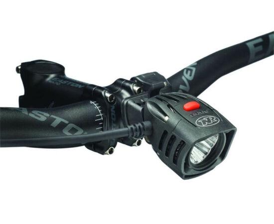 Niterider Pro 1800 Race külső akkus első lámpa, 1800 lumen, fekete