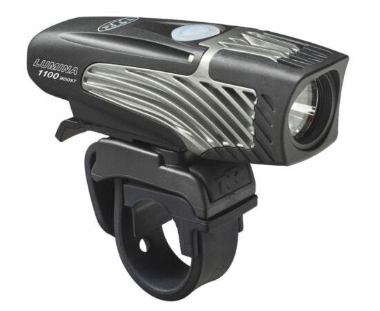 NiteRider Lumina™  1100 Boost első lámpa, 1100 lumen, USB-rõl tölthető, fekete