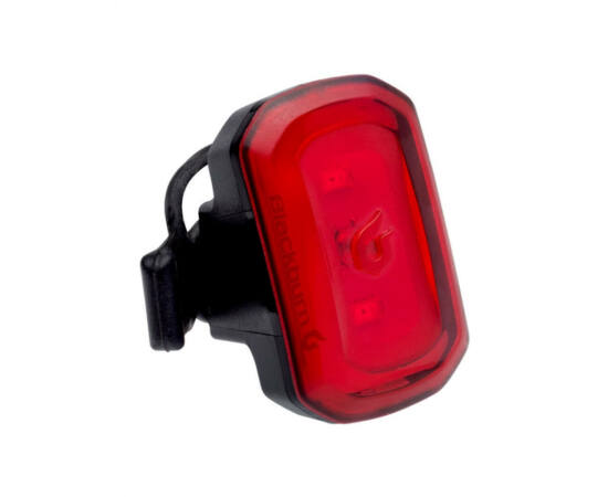 Blackburn Click USB-ről tölthető hátsó villogó, 20 lumen