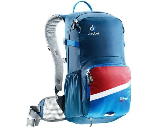 Deuter Bike I 20 kerékpáros hátizsák, 20L, kék
