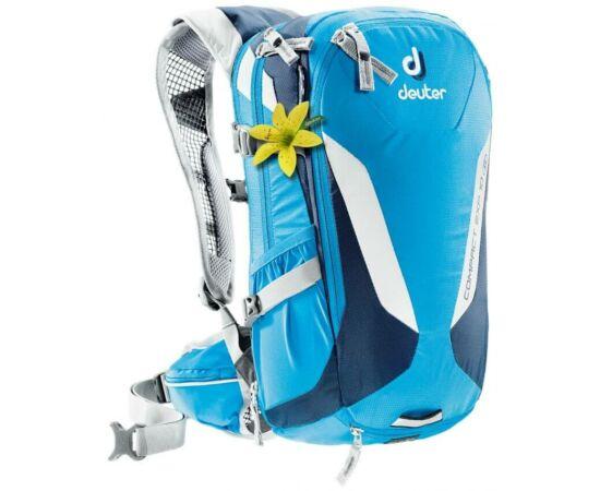 Deuter Compact EXP 10 kerékpáros hátizsák, 10+2,5L, kék