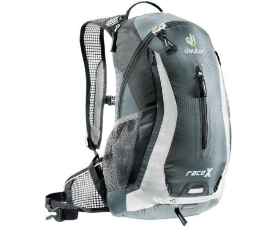 Deuter Race X kerékpáros hátizsák, 12L, szürke
