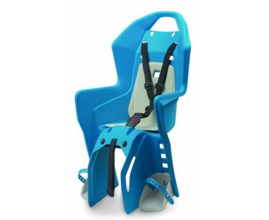 Polisport Koolah RMS csomagtartóra szerelhető gyerekülés, kék-krém