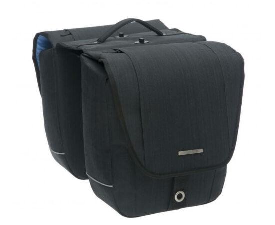 NewLooxs Avero Single Black egy részes válltáska csomagtartóra, 12,5L, fekete