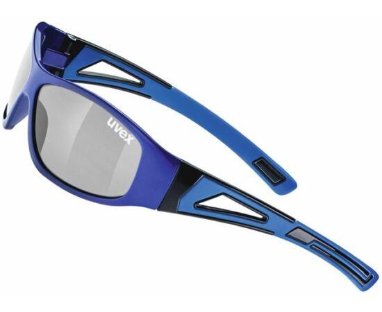 Uvex Sportstyle 509 junior kerékpáros sportszemüveg, kék, S3 lencsével