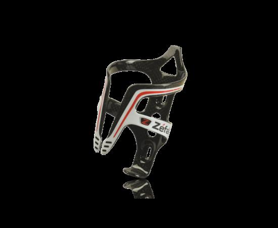 Zefal Pulse karbon kulacstartó, 30g, fekete-piros-fehér