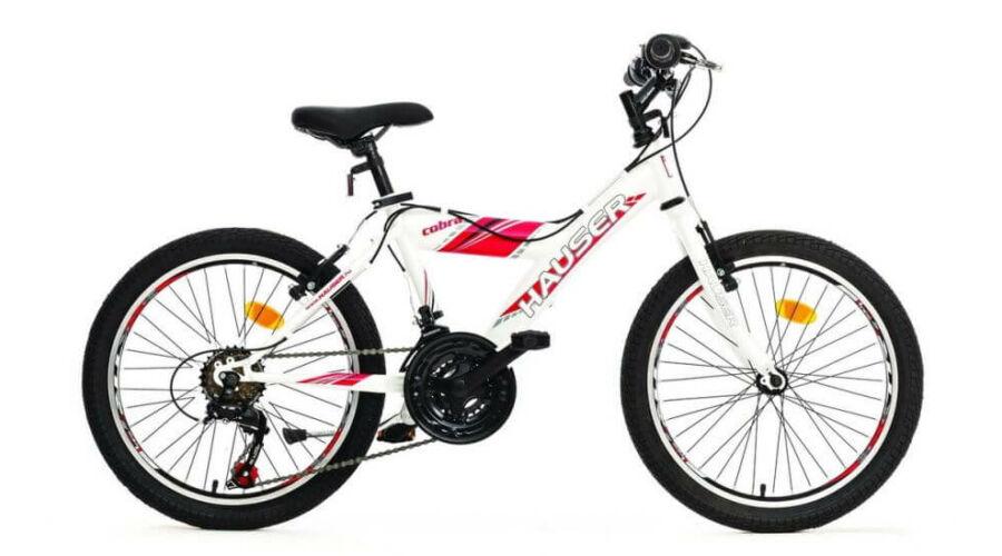 Hauser Cobra 20-as gyerek kerékpár d145213cf8