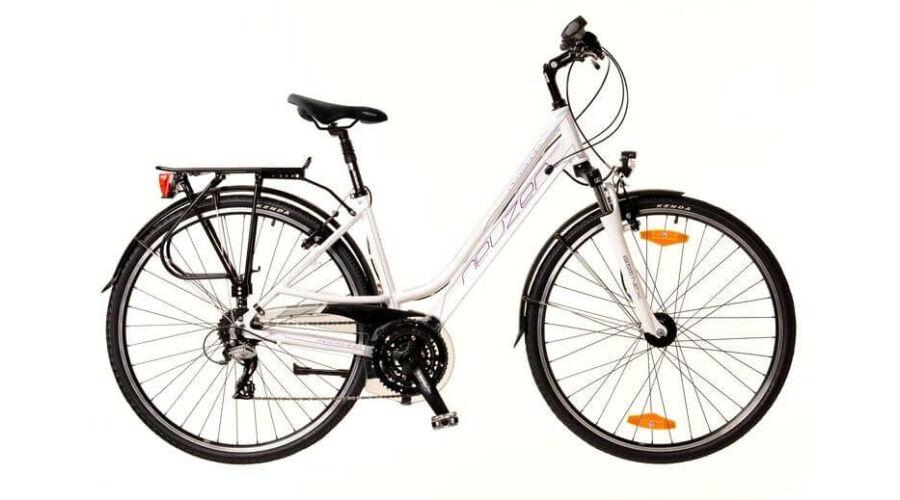 Neuzer Ravenna 200 női 28as trekking kerékpár 24s alu 94db57805e
