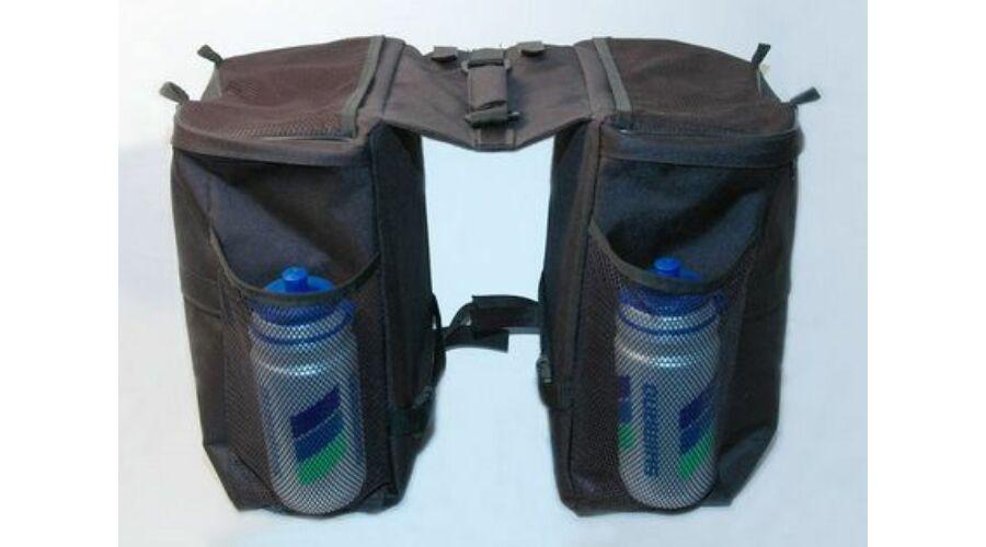 ee46a390f59a Trinity túratáska hátsó csomagtartóra, 2 részes, 2x10L