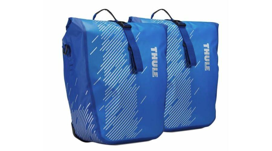057b9a46845f Thule Shield Pannier L két részes táska csomagtartóra, oldalra, 2x24L, kék