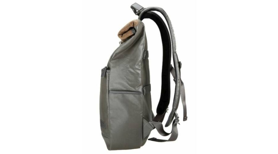 89c5a1ccca7c Velotech Retro Backpack egy részes csomagtartó táska vagy hátizsák,  45x30x11 cm, 20L, szürke