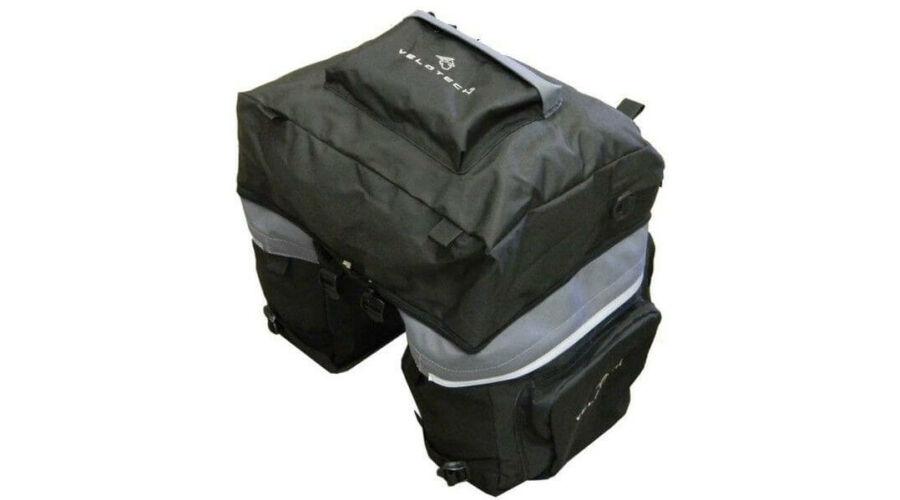 8b848ea4a0ae Velotech túratáska hátsó csomagtartóra, 3 részes, 40L