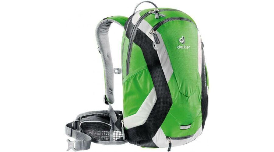 b0104afa37 Deuter Superbike 18 EXP kerékpáros hátizsák, 18+4L, zöld-fehér