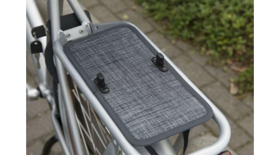 897c62d32e3e NewLooxs Avero Double Detachable Black két részes táska csomagtartóra, 25L,  fekete