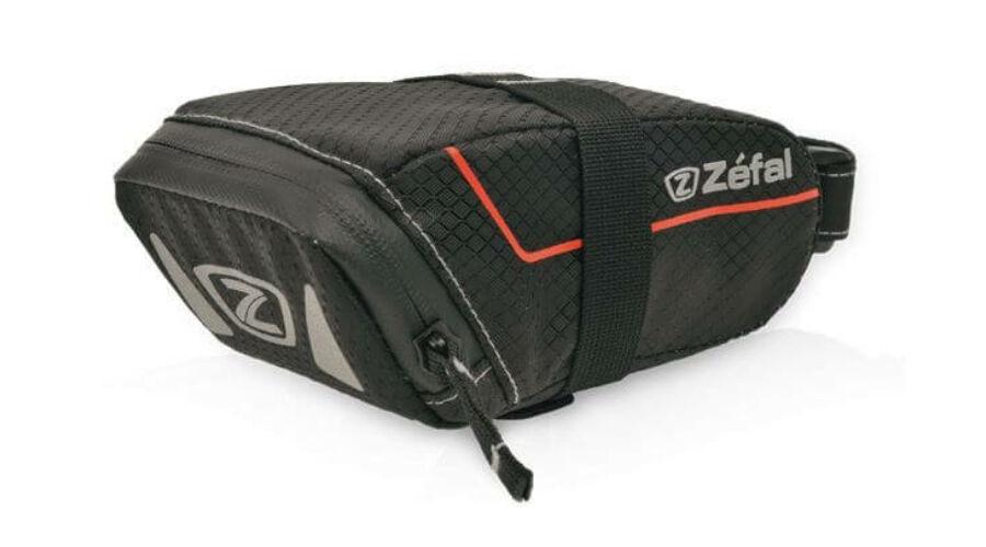 fb61d8e9ce71 Zefal Z Light Pack S nyeregtáska, 0,4L, fekete